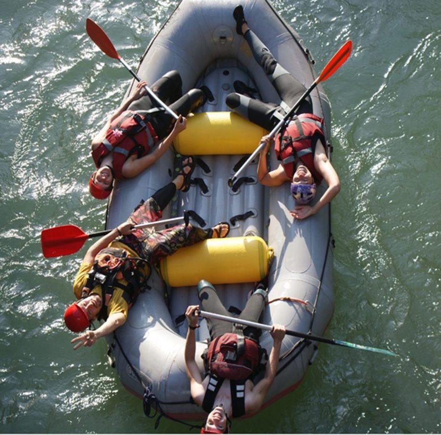 Rafting Riópar