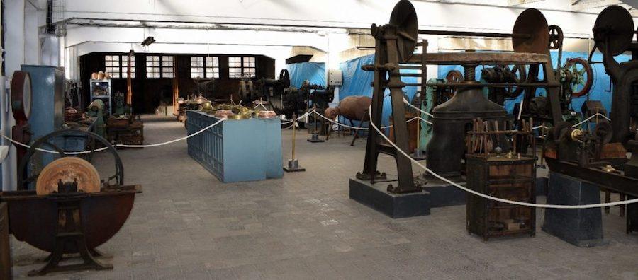 Conjunto Histórico de Reales Fábricas de Bronce